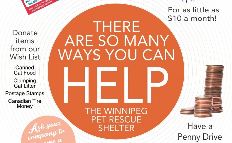 Many ways to help