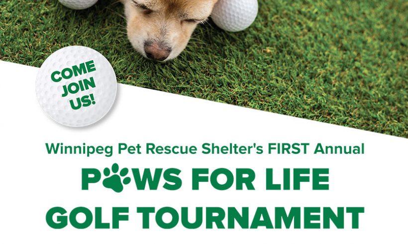 Paws For Life Golf Tournament