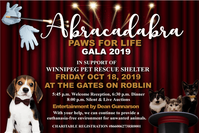 WPRS Paws For Life Gala